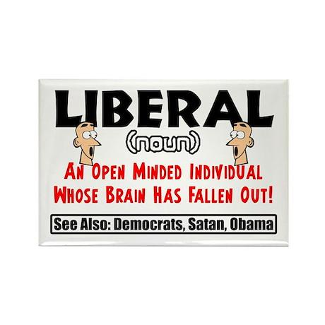 """Liberal"" Magnet"