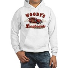 WOODIE'S LONG BOARDS Hoodie
