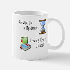 Growing Old and Wise Mug