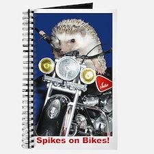 Spikes on Bikes! Journal