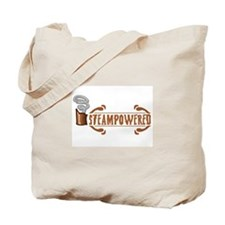 Steampowered Tote Bag