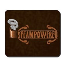 Steampowered Mousepad