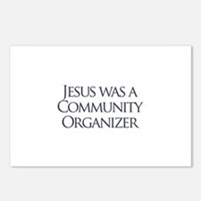 Cute Community organizing Postcards (Package of 8)