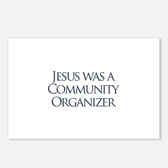 Cute Community organizer Postcards (Package of 8)