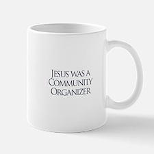 Jesus Community Organizer 01 copy Mugs