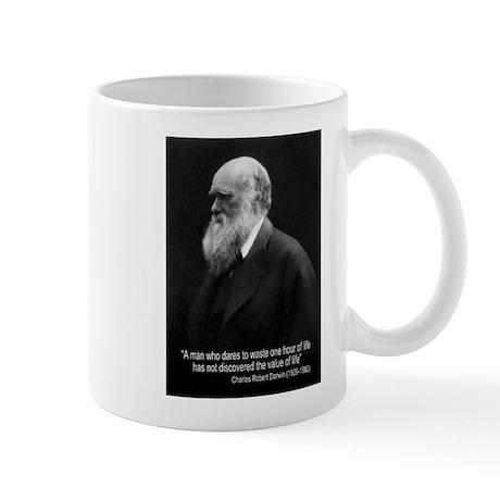 Charles Darwin Quotes Mug