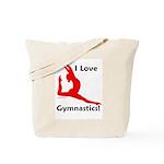 Gymnastics Tote Bag - Love
