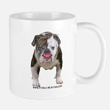 Palin Pit Bull with Lipstick Mug