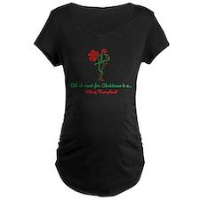 Christmas Wish Kidney T-Shirt