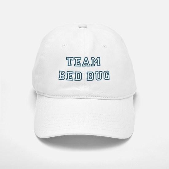 Team Bed Bug Baseball Baseball Cap