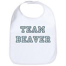 Team Beaver Bib
