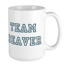Team Beaver Mug