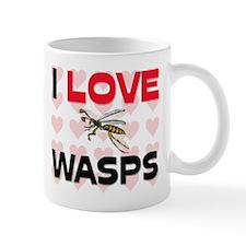 I Love Wasps Mug