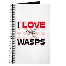 I Love Wasps Journal