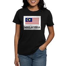 Malaysia Flag Tee