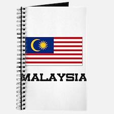Malaysia Flag Journal