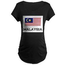 Malaysia Flag T-Shirt