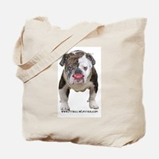 Palin Pit Bull with Lipstick Tote Bag