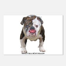 Palin Pit Bull with Lipstick Postcards (Package of