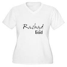 Rashad is God T-Shirt