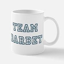 Team Barbet Mug