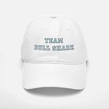 Team Bull Shark Baseball Baseball Cap