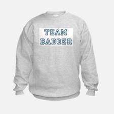 Team Badger Sweatshirt