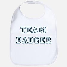 Team Badger Bib