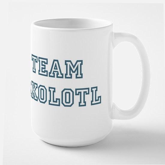 Team Axolotl Large Mug