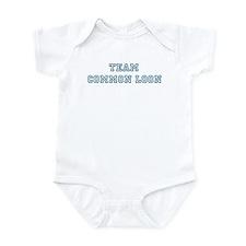 Team Common Loon Infant Bodysuit