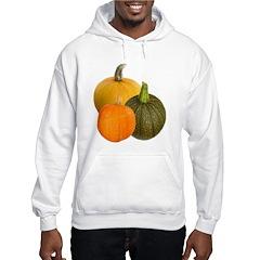 Three Pumpkins Hoodie
