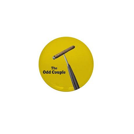 ODD COUPLE - Mini Button
