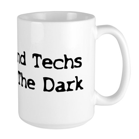 Ultrasound Techs Do It In The Large Mug