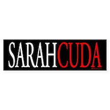 Sarahcuda Bumper Bumper Sticker