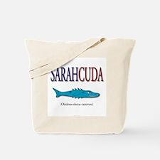 Sarahcuda Tote Bag