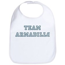 Team Armadillo Bib