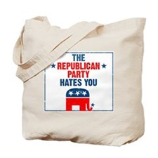 The Republican Party Hates Yo Tote Bag