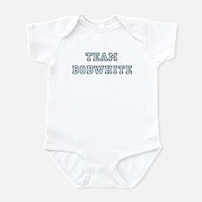 Team Bobwhite Infant Bodysuit