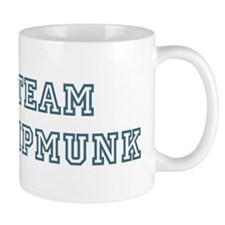 Team Chipmunk Mug