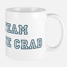 Team Blue Crab Mug