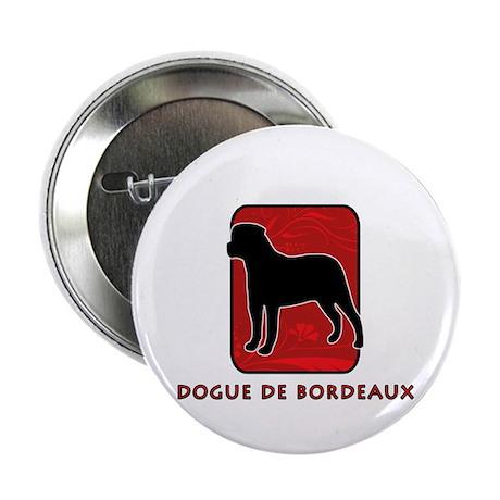 """Dogue de Bordeaux 2.25"""" Button"""