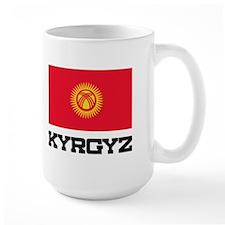 Kyrgyz Flag Mug