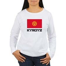 Kyrgyz Flag T-Shirt