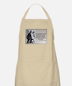 Charles Darwin Quotes BBQ Apron
