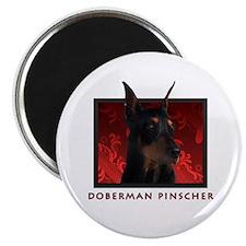 Doberman Pinscher Magnet