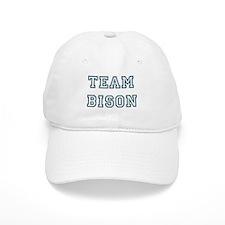 Team Bison Baseball Cap