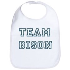 Team Bison Bib