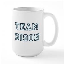 Team Bison Mug