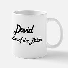 David - Father of the Bride Mug