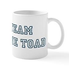 Team Cane Toad Mug